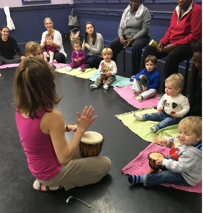 Shake Rattle and Roll Fun Classes